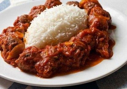 طبخات باللحم المفرومة