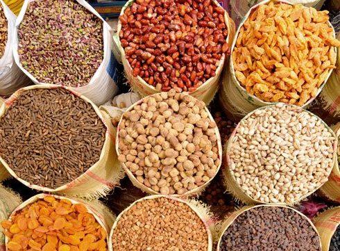 دراسة جدوي مشروع تجارة الحبوب