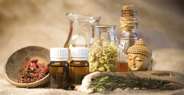 Facial Care with natural materials