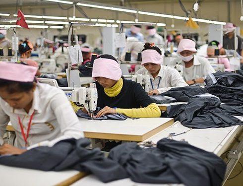 دراسة جدوي مصنع ملابس جاهزة