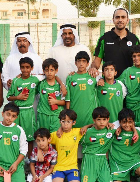 نادي دبا الحصن الإماراتي