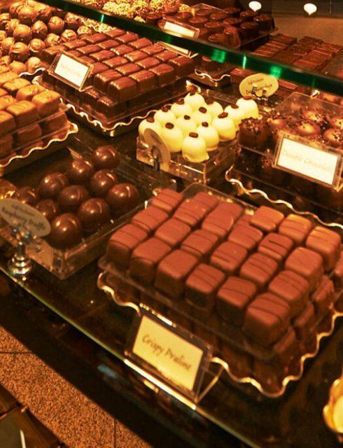 دراسة جدوى مشروع محل شوكولاته