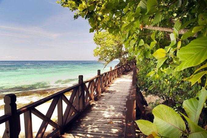 ارخص جزر لقضاء شهر العسل