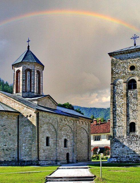 الديانات في صربيا