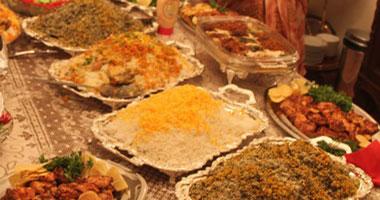أكلات عزومات مصرية