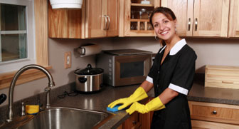 جدول تنظيف المنزل للخادمات