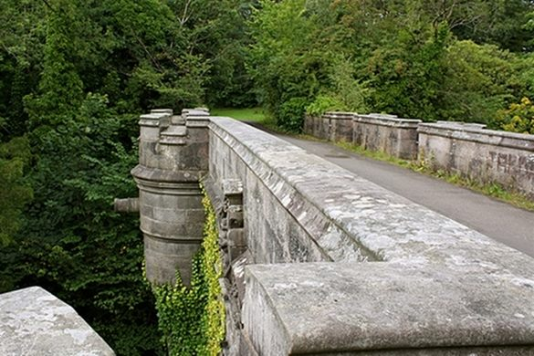 Suicide Bridge Overton, Scotland