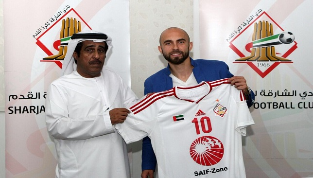 نادي الشارقة الإماراتي