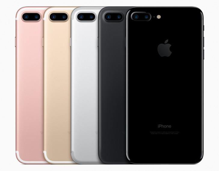 مميزات وعيوب هاتف iphone 7 plus