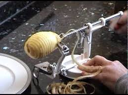 مشروع تقشير وتجميد البطاطس