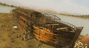 من النبي الذي بنى سفينة؟