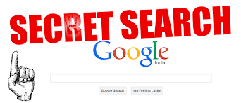 Secrets of Google Search Engine