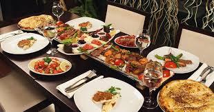 أكلات ثالث يوم رمضان خالتو ولاد خالتو