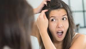 وصفات لعلاج شيب الشعر