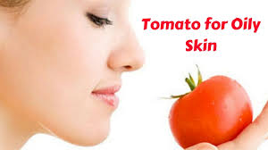 قناع الطماطم للبشرة الدهنية