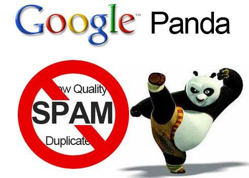 جوجل باندا – ظلم واضح علي مستوي مواقع عربية علي حساب مواقع عربية اخري