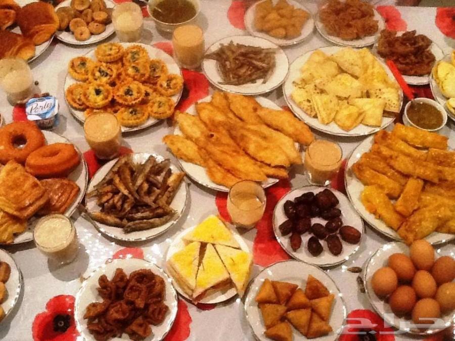 رمضان والمطبخ والإعداد الصحي