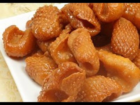 صوابع زينب حلويات من مطبخ رمضان