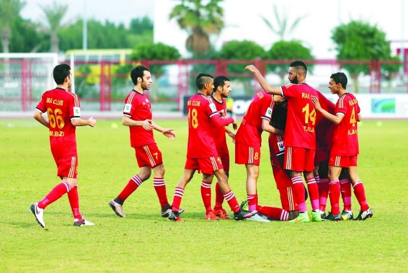 نادي رأس الخيمة الإماراتي