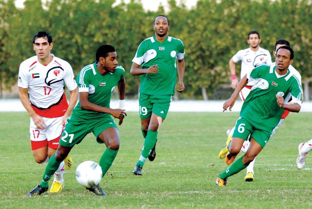 نادي مسافي الإماراتي