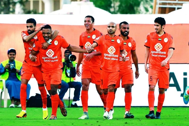 نادي عجمان الإماراتي