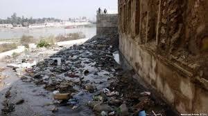 اسباب تلوث المياه