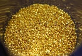 كيف تعرف الذهب من التراب