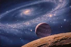 الكواكب و مجراتها