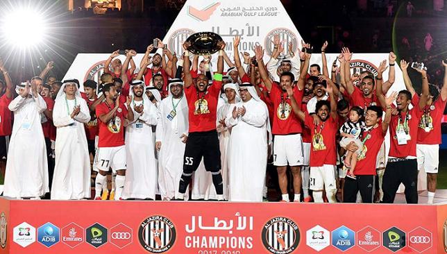 نادي الجزيرة الإماراتي