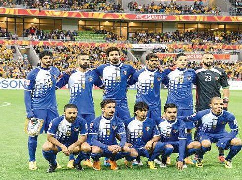 منتخب الكويت كأس أسيا 2019