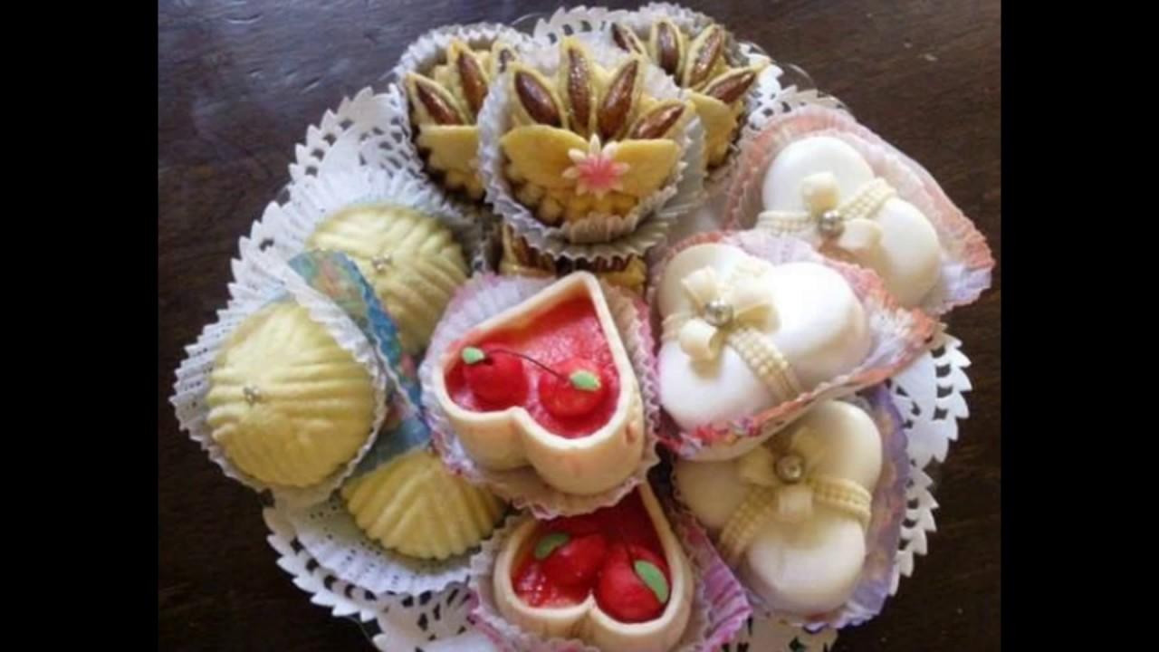 حلويات العيد المغربية بالصور