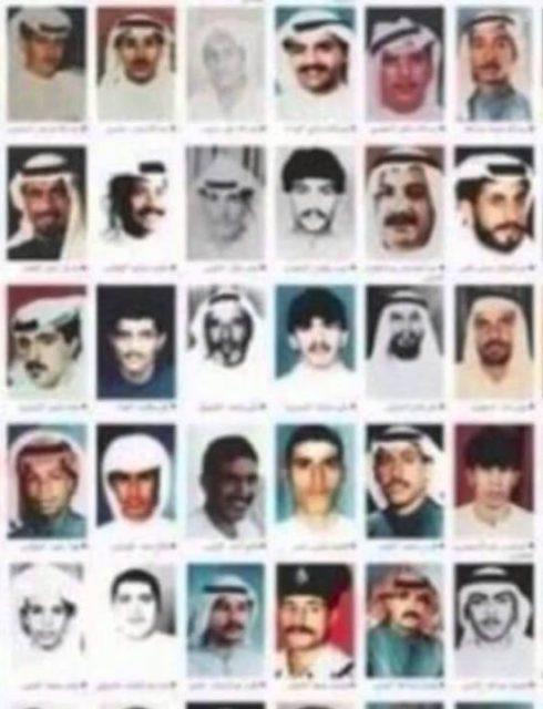 أشهر شهداء الكويت