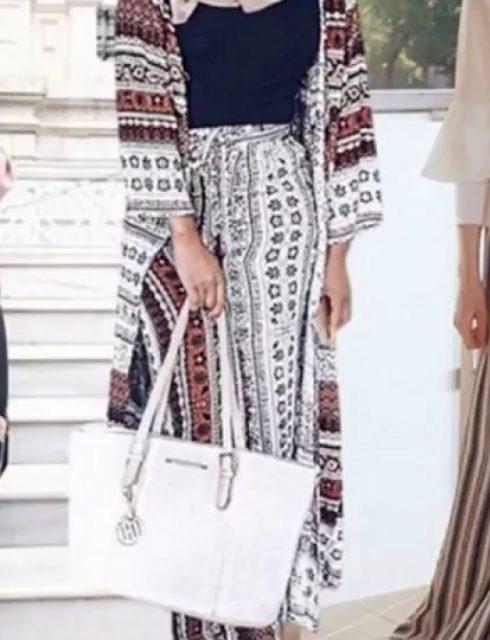ملابس محجبات 2019 صيفي