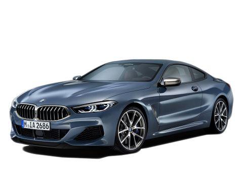سيارة BMW الحديثة