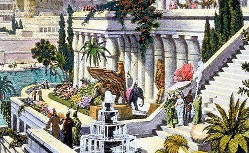 الحضارة البابليه
