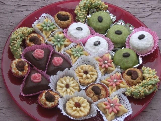 أجمل الحلويات