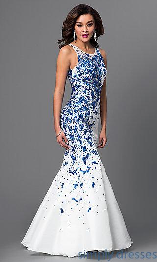 white-roya-dress-dq-9501-d